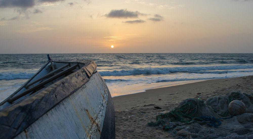 Strand von Freetown